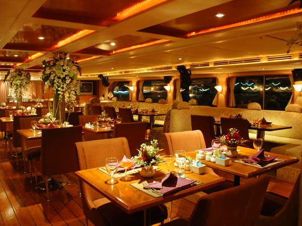 Dicount Ticket In Thailand Dinner Cruise